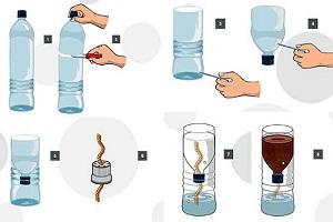 3 Cara Menanam Hidroponik dengan Sistem Wick