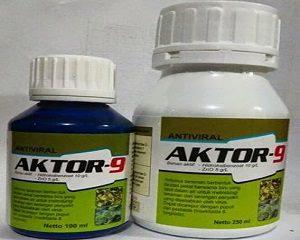 antivirus tanaman hidroksibenzoat