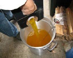 cara membuat pupuk jelantah
