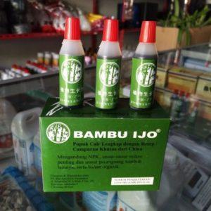 Cara Menggunakan Pupuk Cair Bambu Ijo